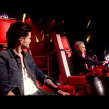The Voice – Double Denim?