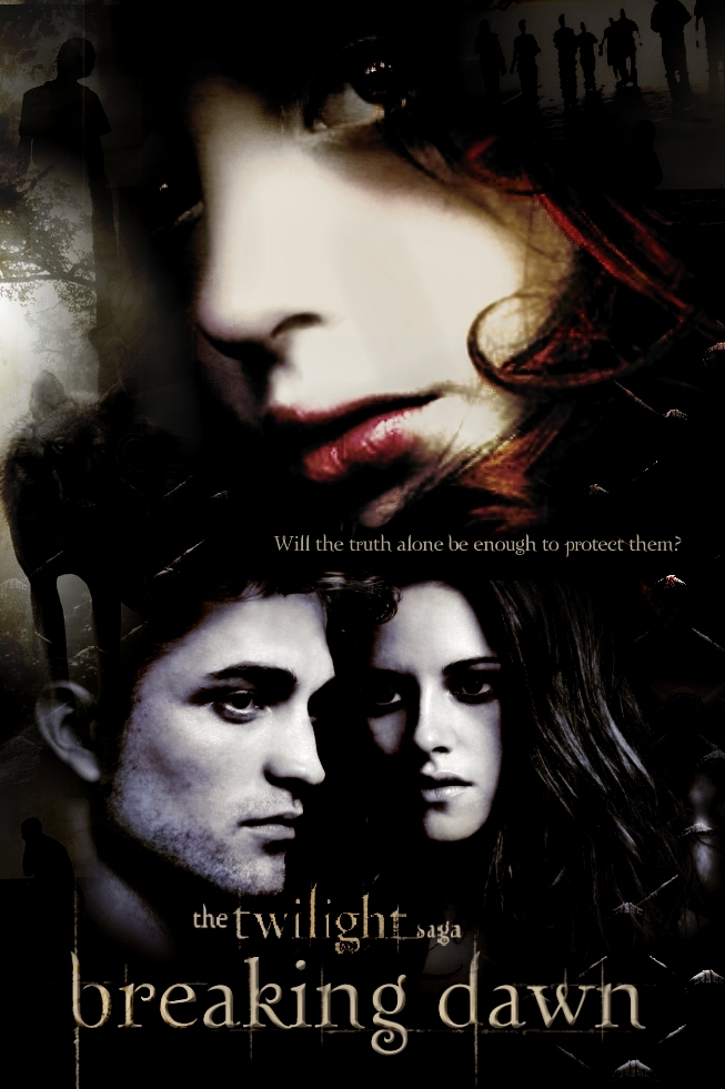 Breaking Dawn film poster