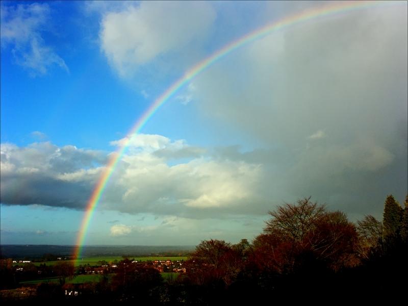 Grenglish - rainbow