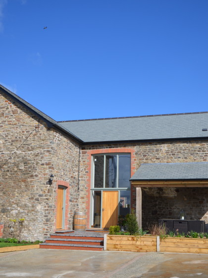 Lympscott Barn 1