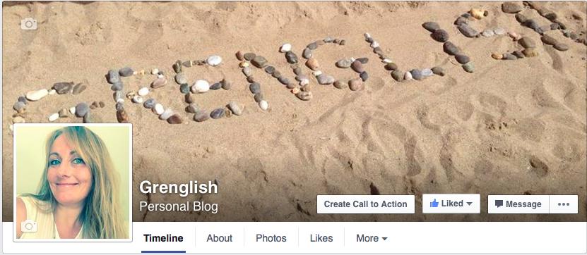 Grenglish FB page